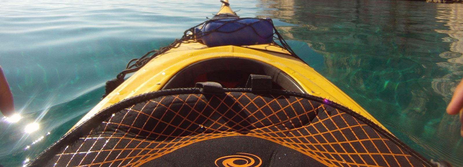 Cagliari: the Devil's Saddle Kayak Tour