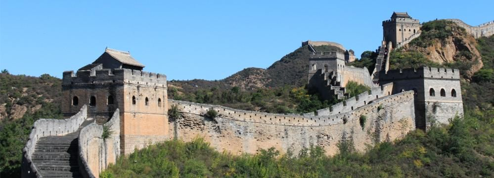 Great Wall Hiking: Small Group
