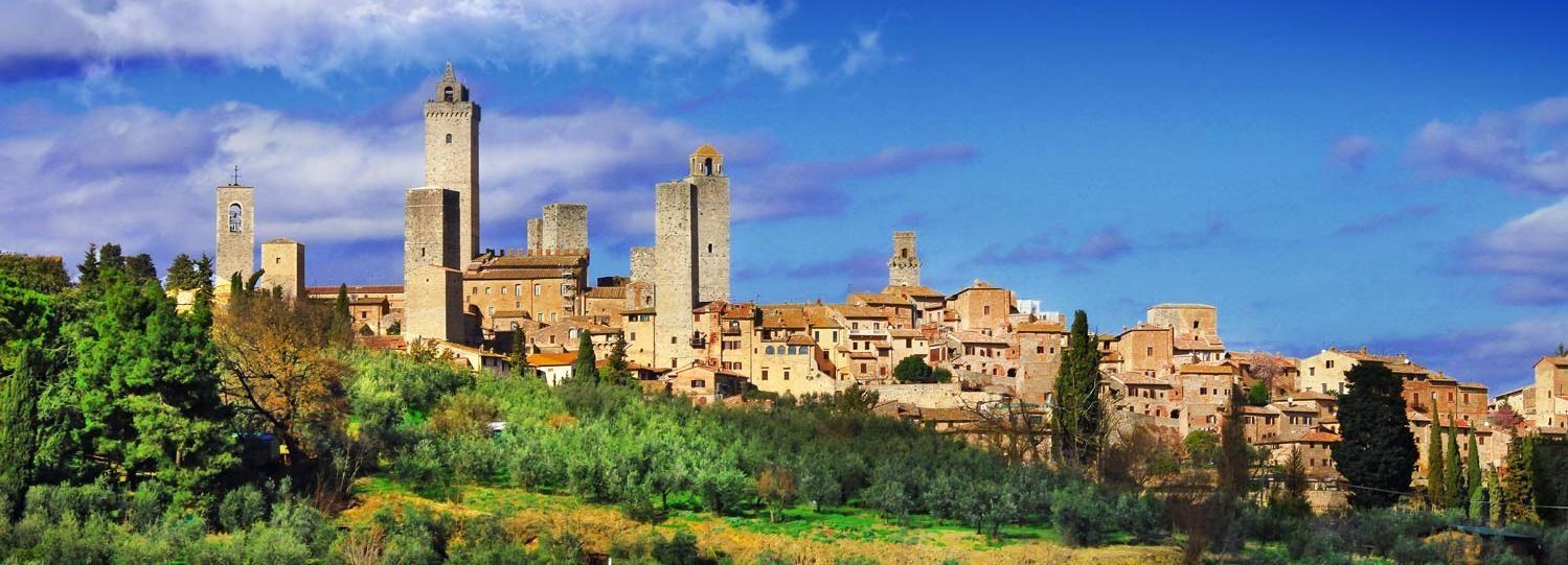 Van Livorno: wijnexcursies naar Siena, San Gimignano en Chianti