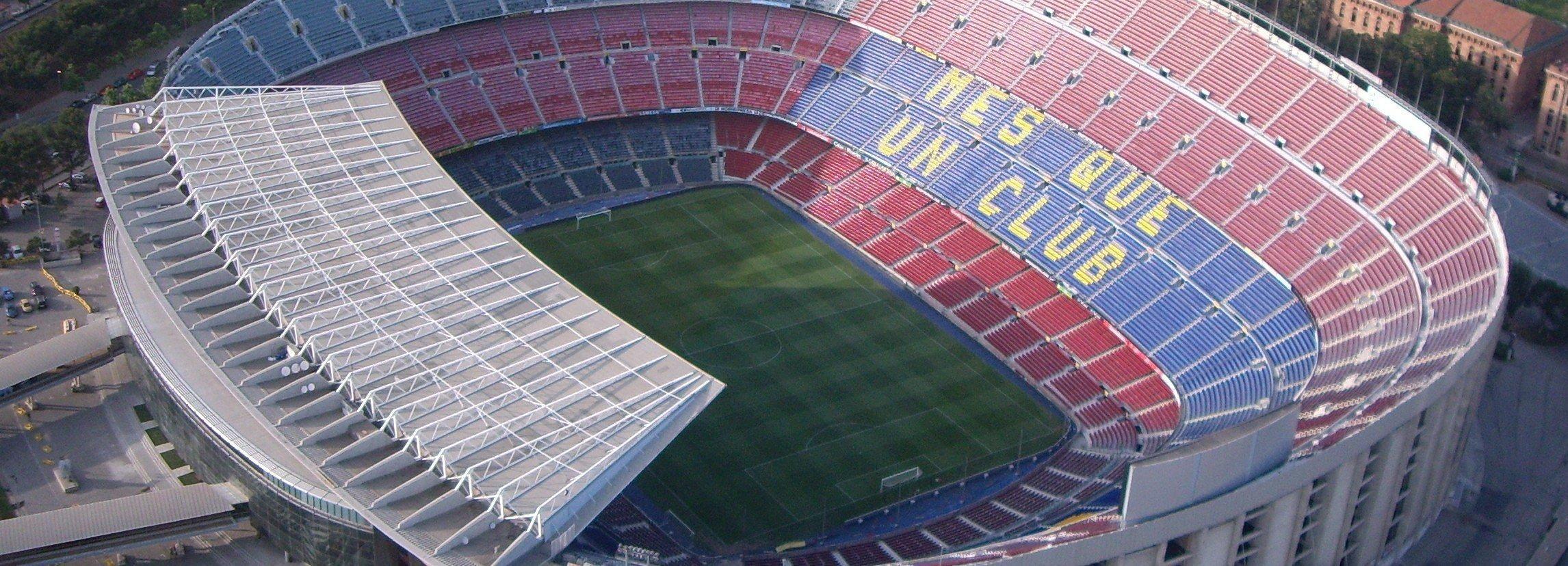 Barcelona: 4-stündige private Sporttour zum Camp Nou