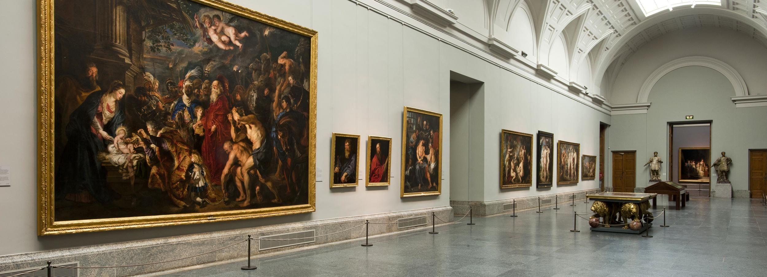 Private Guide & Transport zum Prado Museum