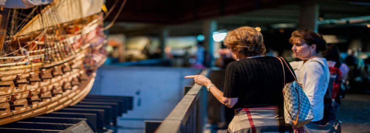Stoccolma: tour privato e ingresso prioritario al Museo Vasa