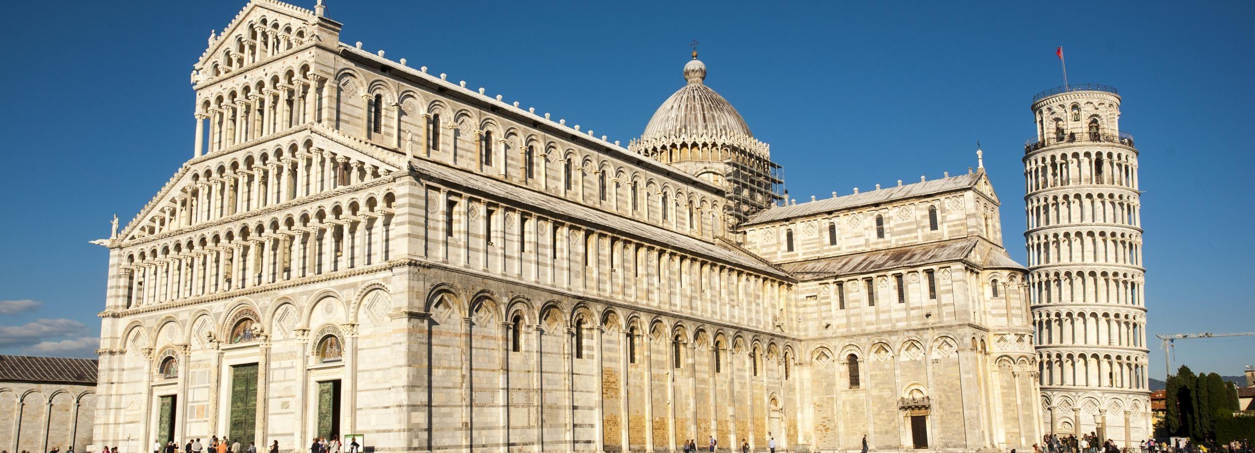 Ab Florenz: Halbtägige Pisa-Tour am Nachmittag