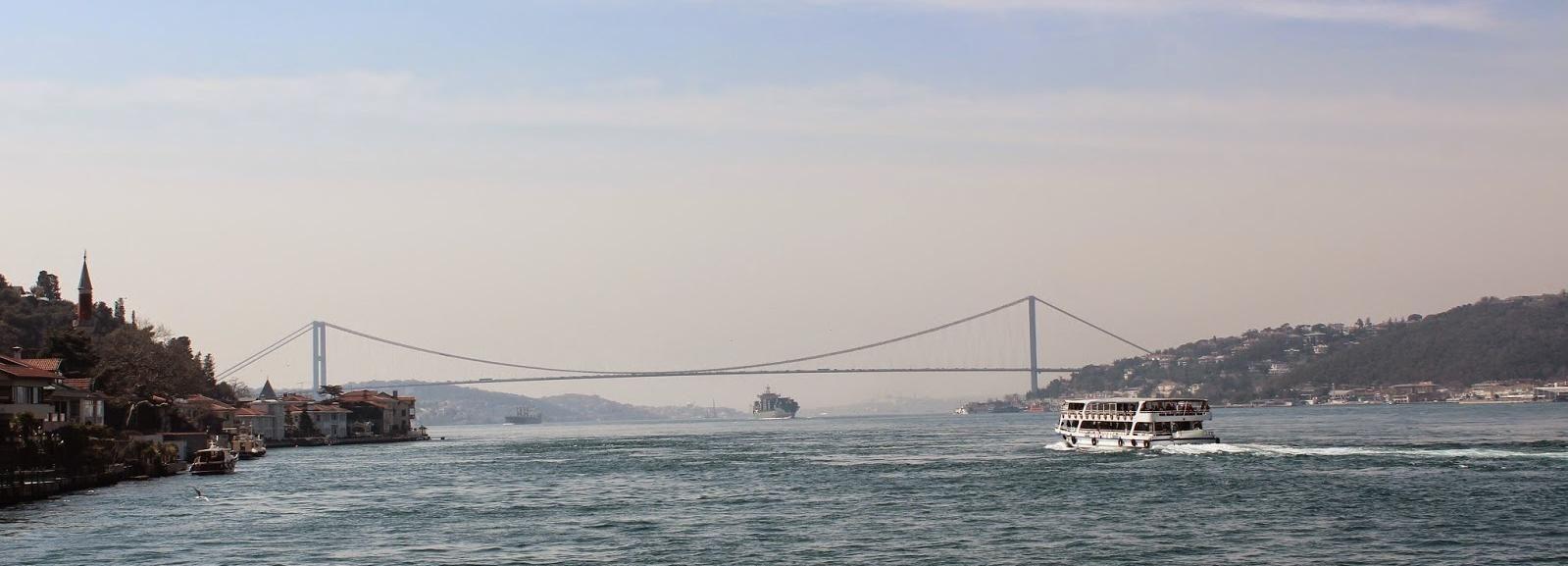 Istanbul: Morgendliche Bosporus-Fahrt und Gewürz-Basar