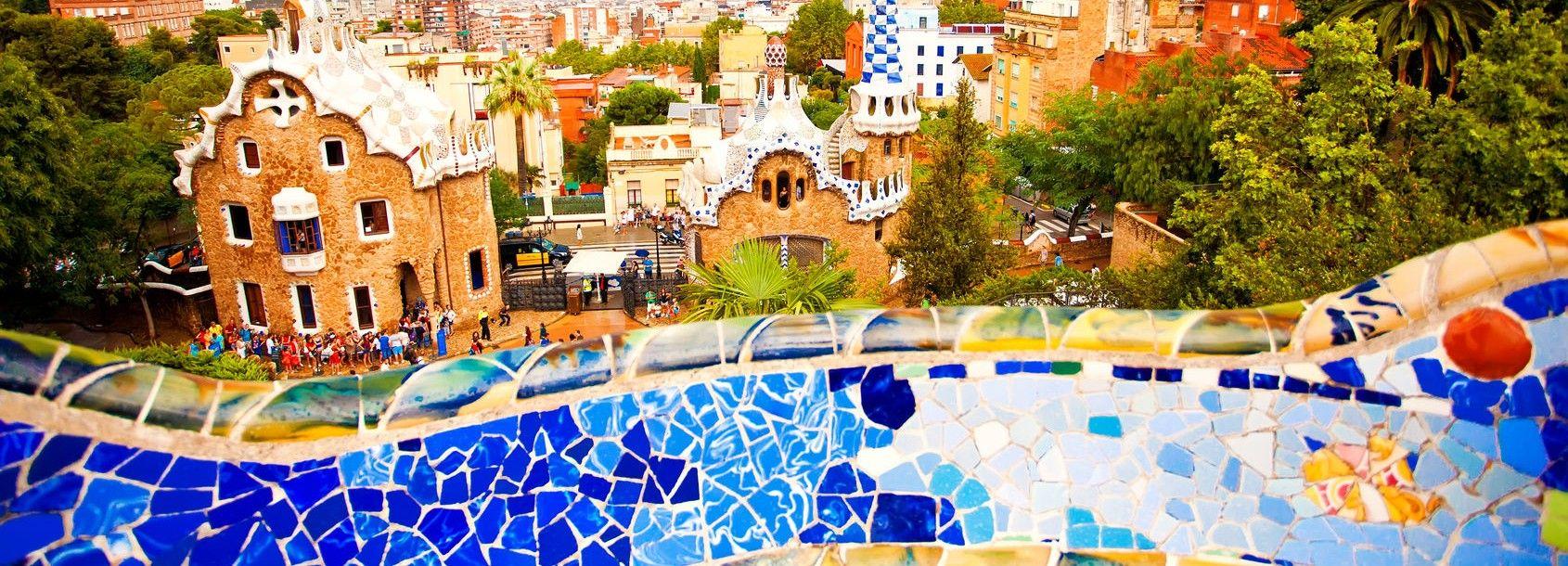 Sagrada Família et Parc Güell: billet et visite guidée