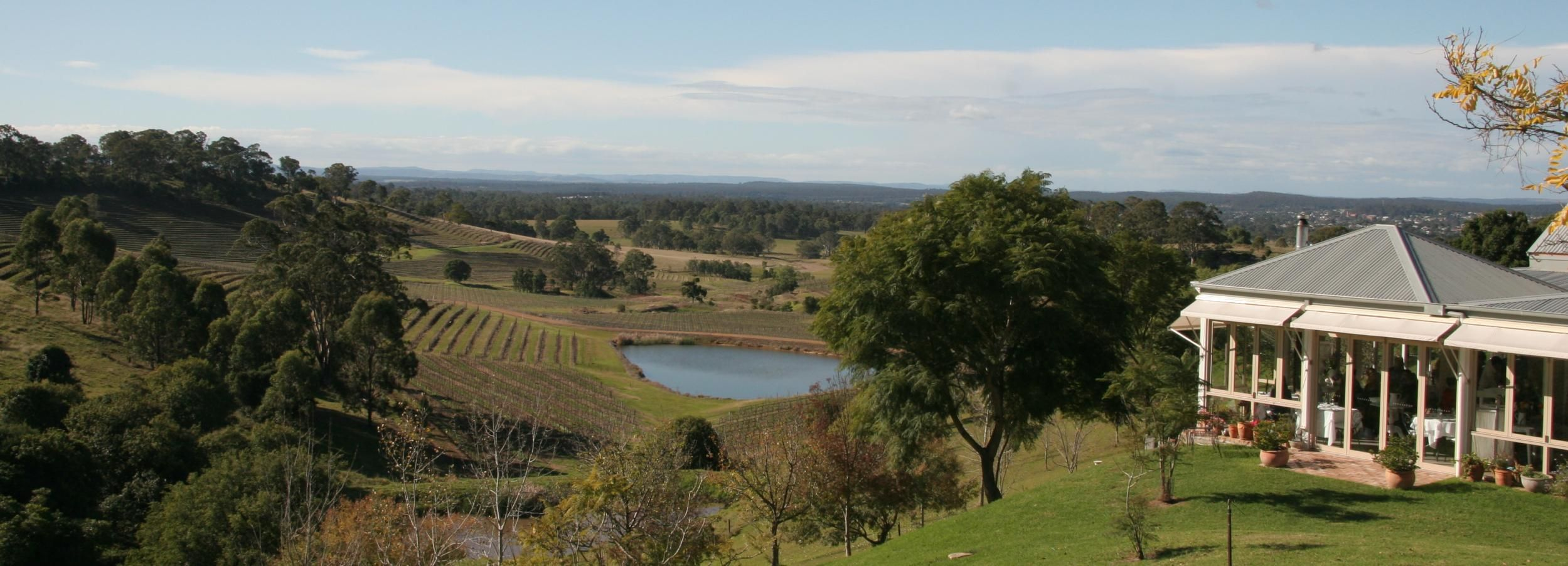 Hunter Valley Helicopter Flight, Lunch & Bottle of Wine