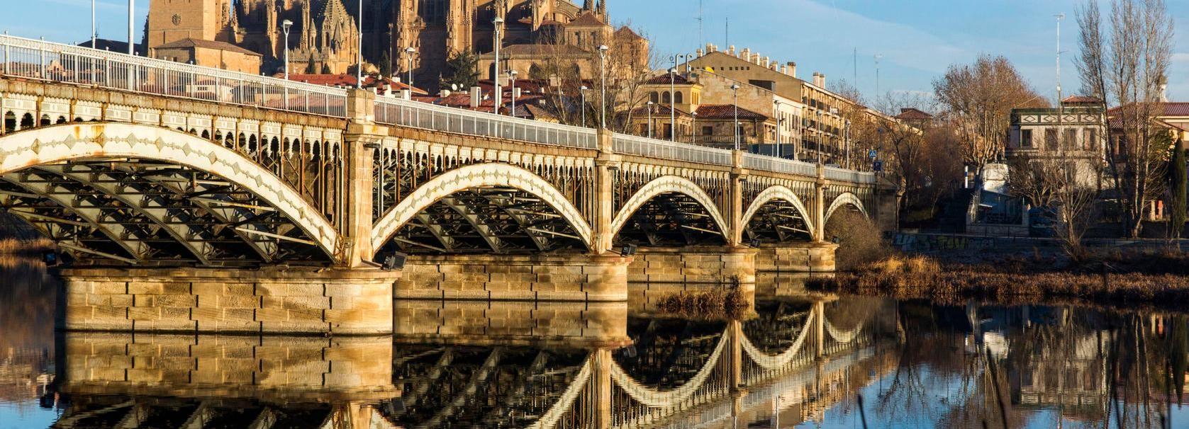 Madrid: visite d'Avila et de Salamanque
