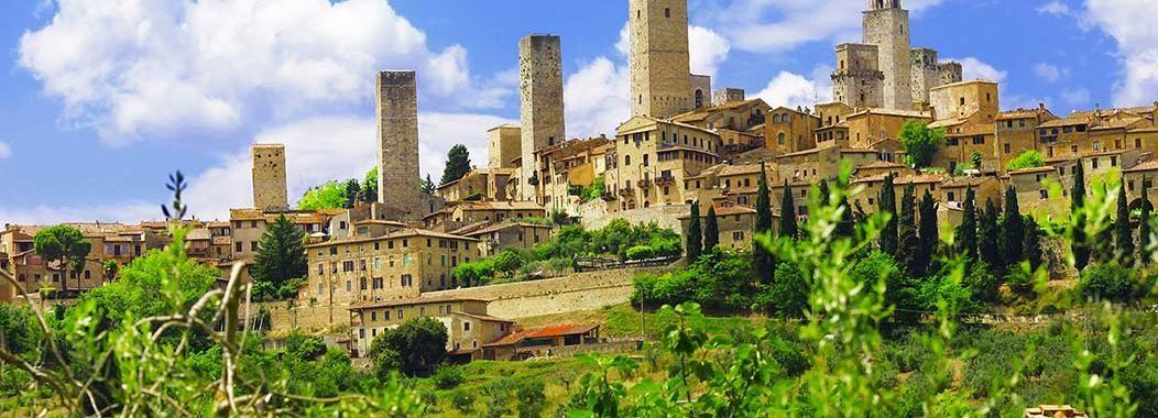 Chianti, Siena e San Gimignano: tour di 1 giorno da Pisa