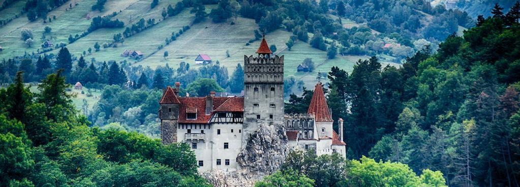 Viaggio attraverso tre castelli in Transilvania da Bucarest