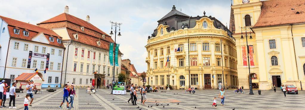 Day Trip privato a Sibiu da Bucarest