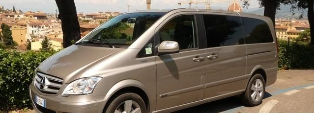 Rome Fiumicino Airport Shared Shuttle Transfer