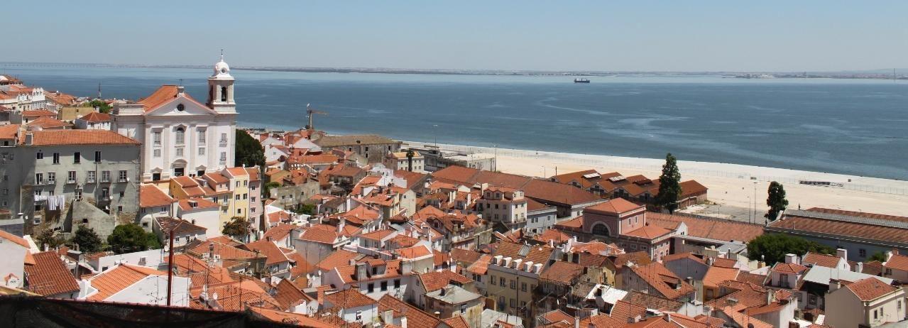 Lisbonne: visite de 3h d'Alfama et du château Saint-George