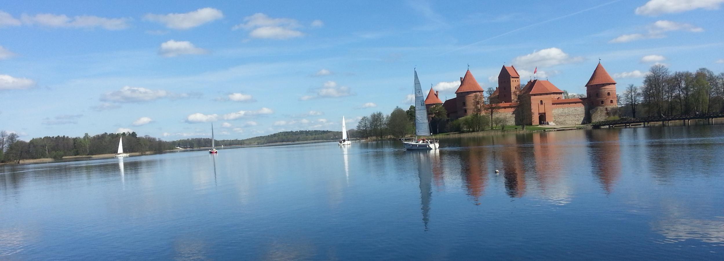 Vilnius, Trakai e Kernave Privada Full-Day Tour
