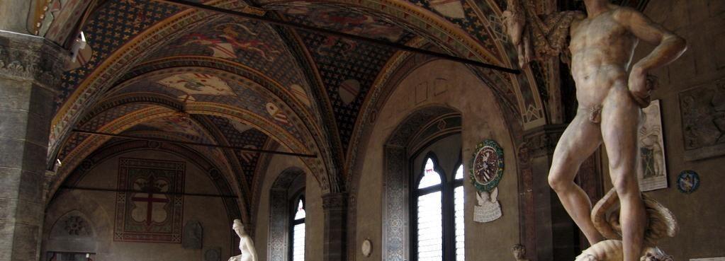 Michelangelo e Donatello: 2 horas Bargello Museum Posto