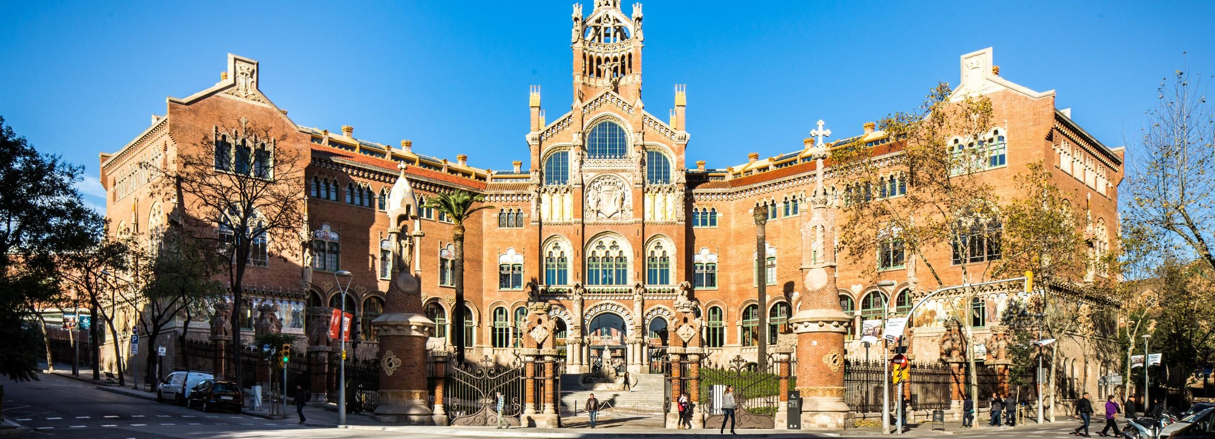 Barcelona: Sant Pau Recinte Modernista Entry Ticket