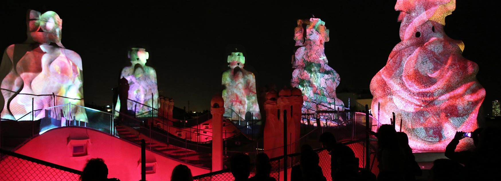 Barcelona: La Pedrera Night Experience