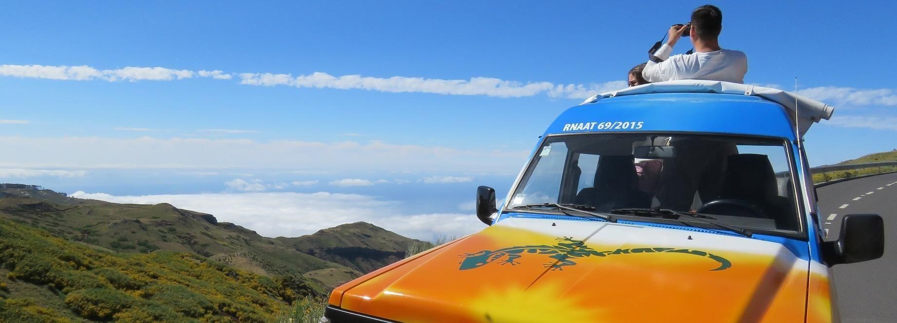 Vale das Freiras e montanhas 4X4 Tour from Funchal