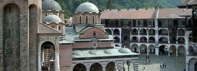 Monasterio de Rila la degustación de vinos tour