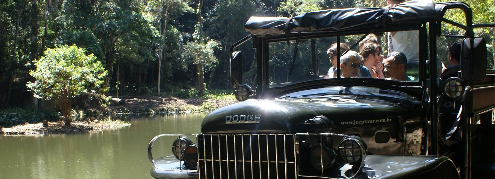 Bosque de la Tijuca: tour desde Río de Janeiro