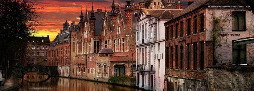 Excursão Guiada em Bruges saindo de Bruxelas
