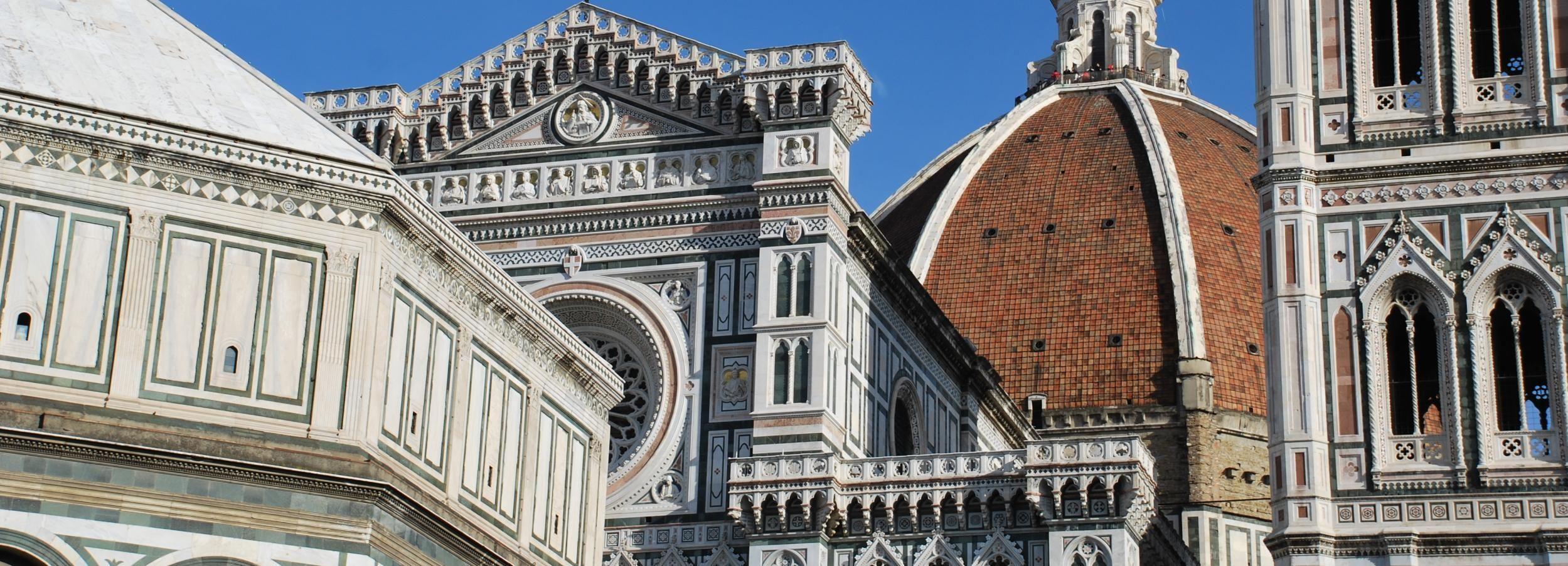 Firenze: tour di 2 ore del Duomo