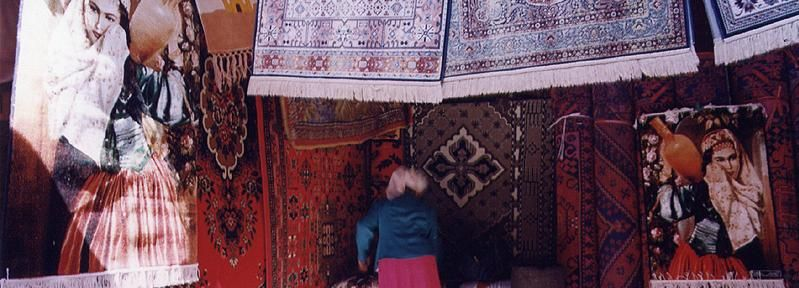 Kashgar Walking Tour