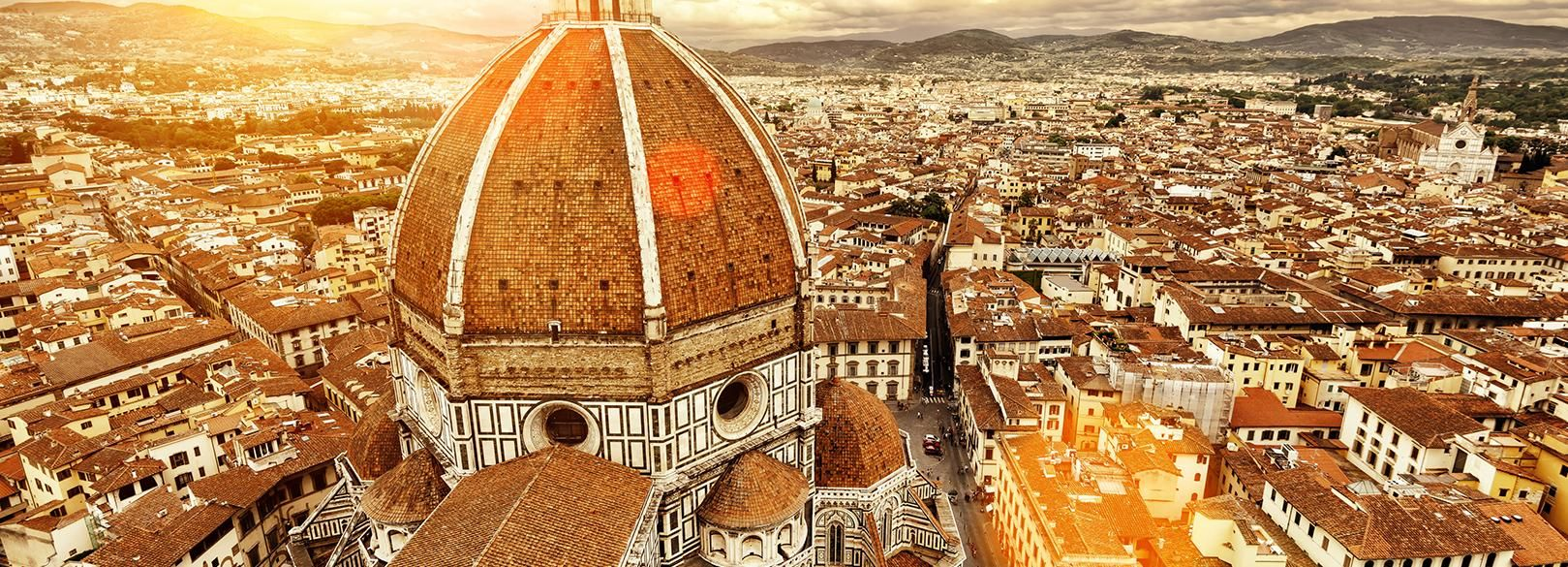 Florence: visite guidée coupe-file du dôme