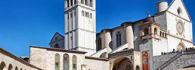 Assisi: 3 Stunden Kleingruppentour & St.-Franziskus-Basilika