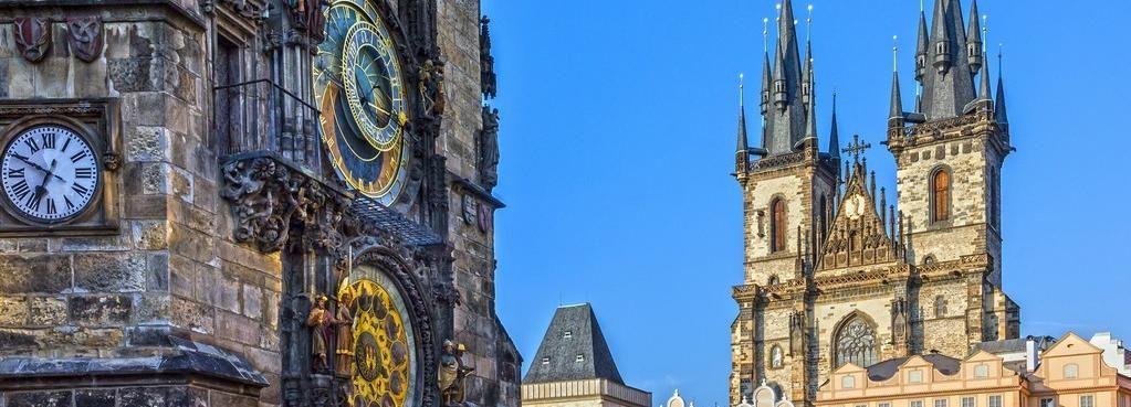 Hoogtepunten van Praag 3-uur durende bus- en wandeltocht
