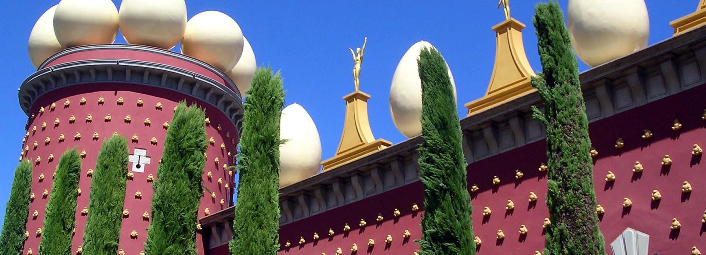 From Barcelona: Figueres 5-Hour Dalí Museum Tour
