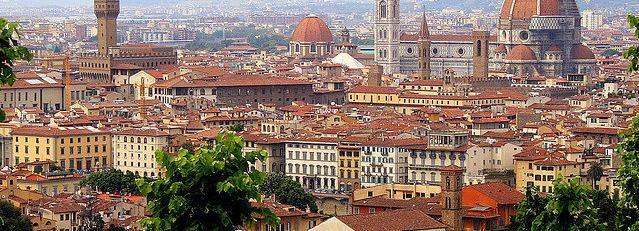 De Rome: Florence et Pise pleine journée en petit groupe Visite