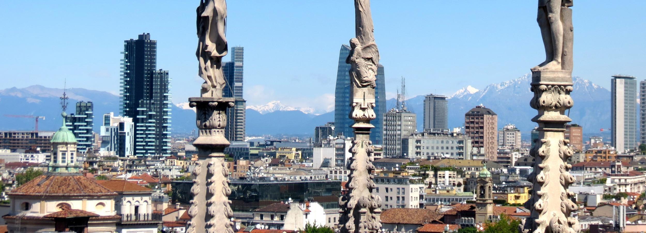 Milán: tour del Duomo y sus terrazas sin colas