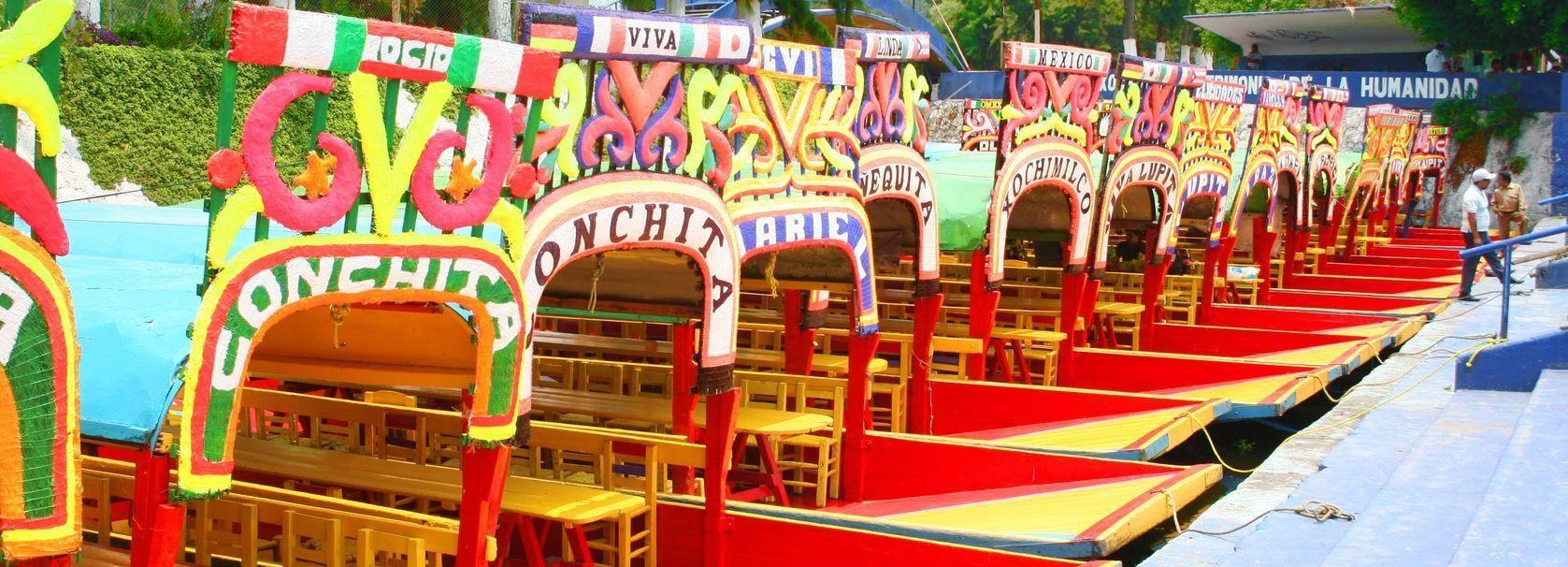 2 días: Teotihuacán, Xochimilco, santuario de Guadalupe