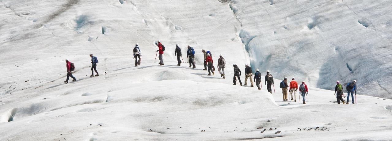 Ab Reykjavík: Islands Südküste und Gletscher-Tour