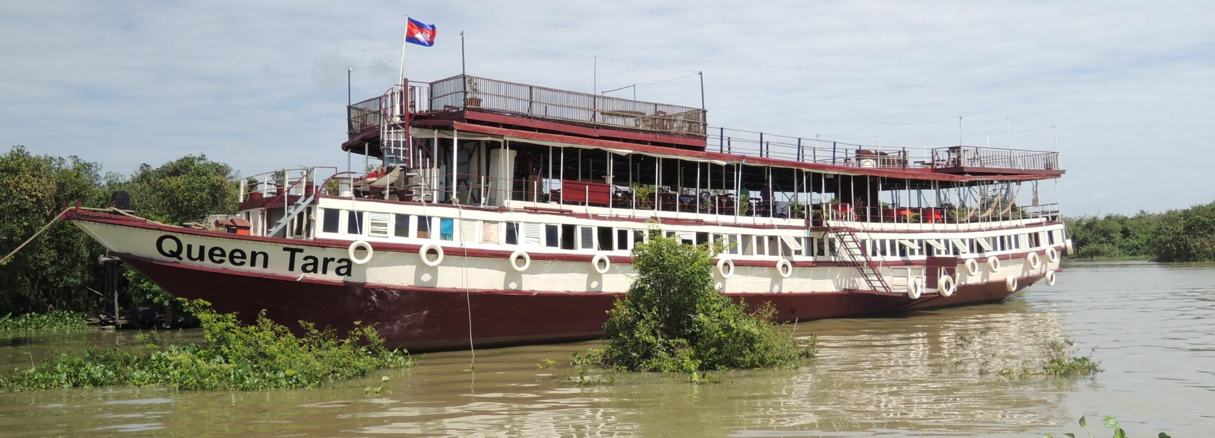 Prek Toal Bird Sanctuary and Great Lake Tour in Cambodia