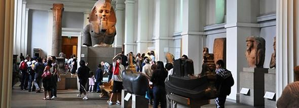 National Gallery e British Museum: tour guidato