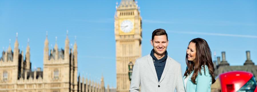 La storia di Londra visita guidata a piedi