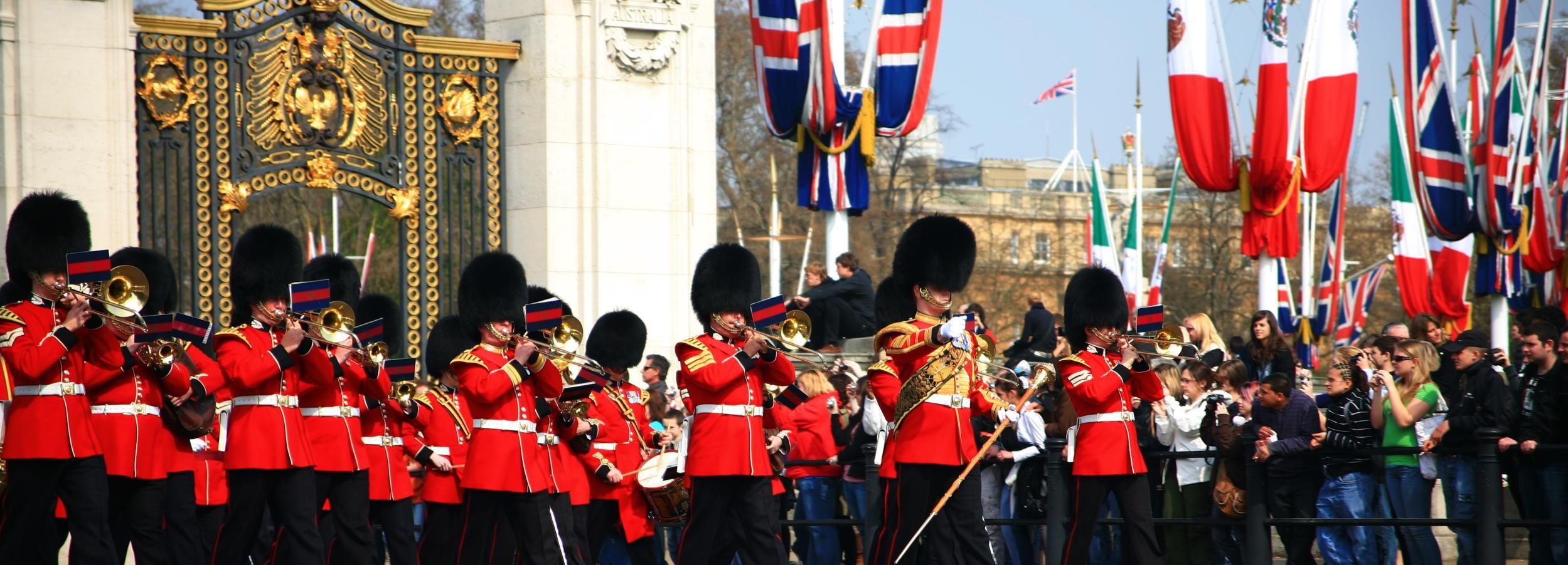 Tour a piedi guidati storici del British Museum e di Londra