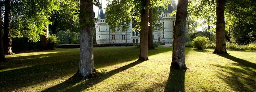Castillo de Azay-le-Rideau: ticket sin colas