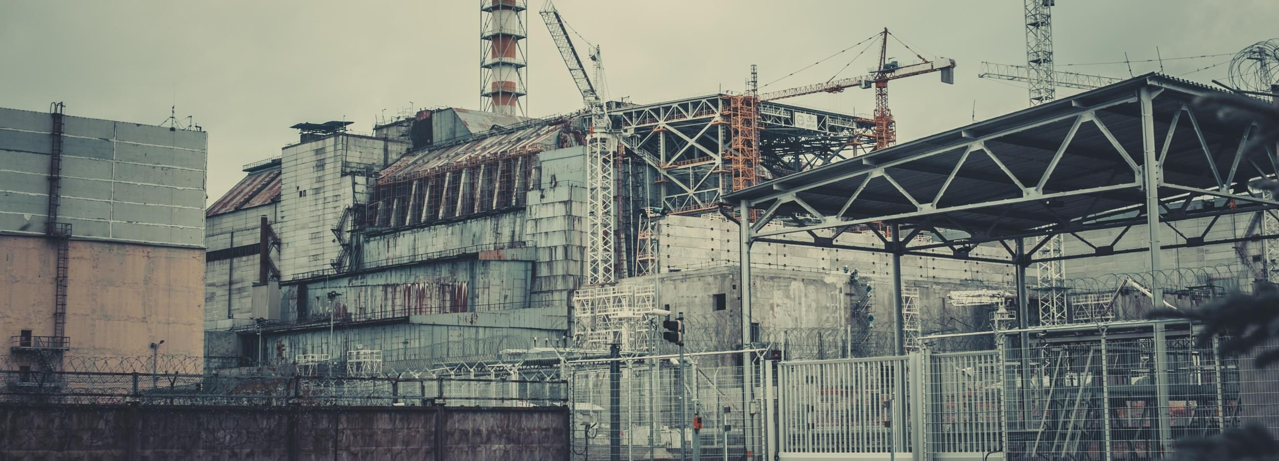 From Kiev: All Inclusive 2-Day Group Tour to Chernobyl