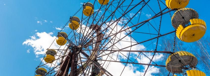 Van Kiev: Tsjernobyl en Pripyat Small Group Tour