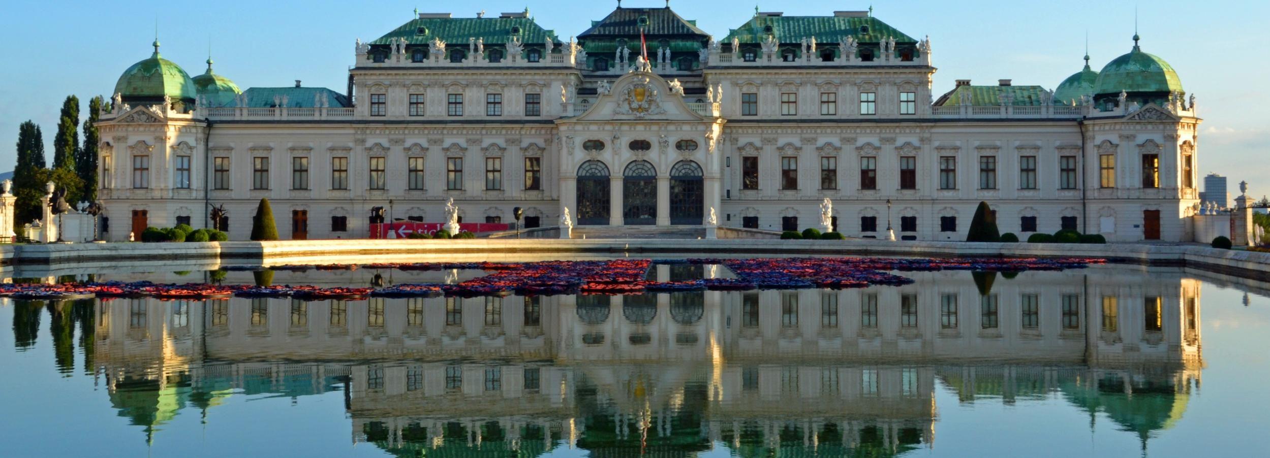 Excursão Particular de Boas Vindas a Viena com Guia Local