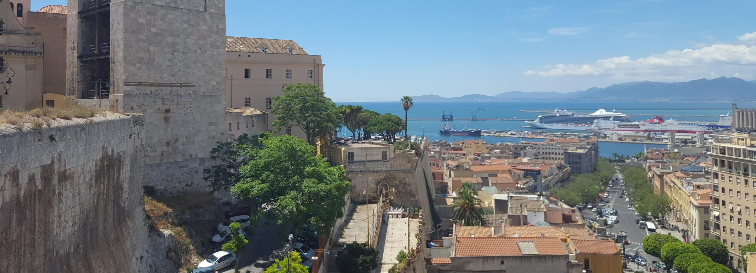 Top Sights of Cagliari Tour