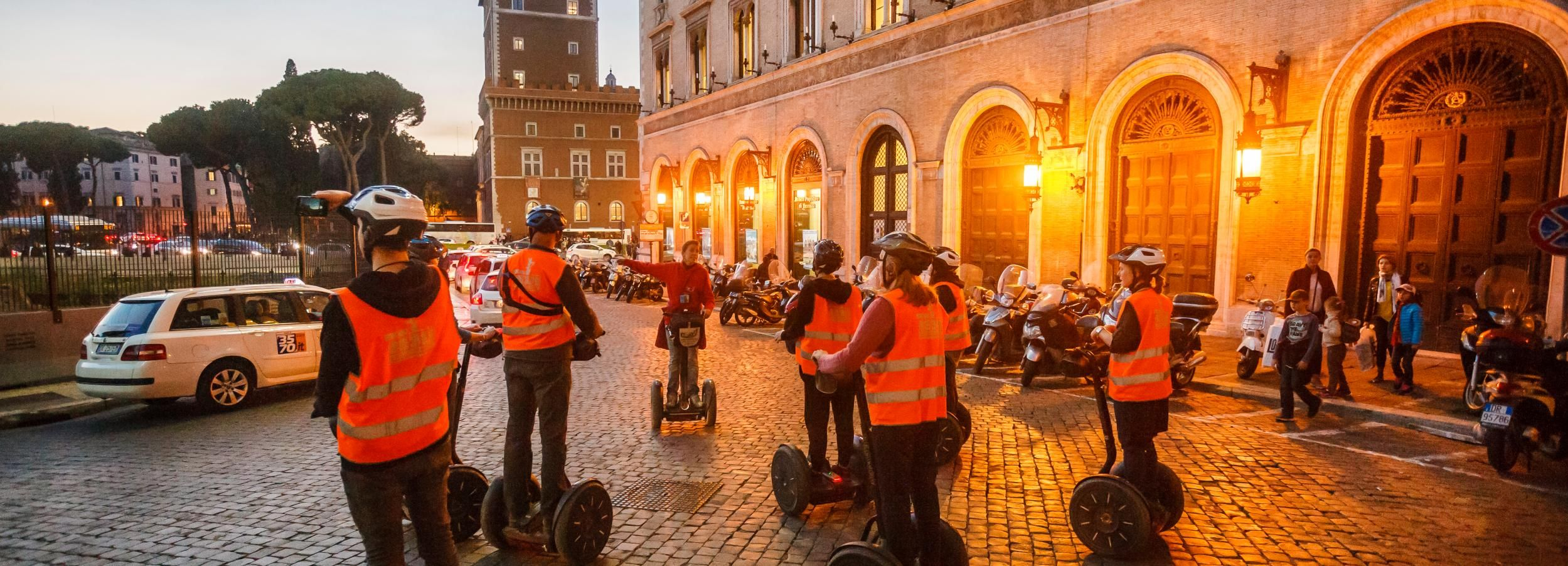 Rome Night Segway Tour