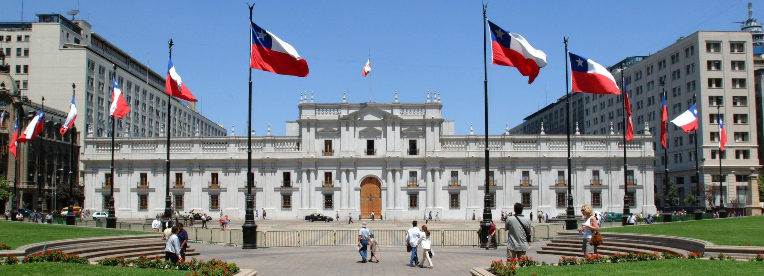 Santiago: Private City Tour with Optional Lunch and Winery