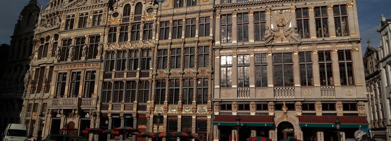 Bruselas: Recorrido a pie desde la estación central hasta Manneken Pis