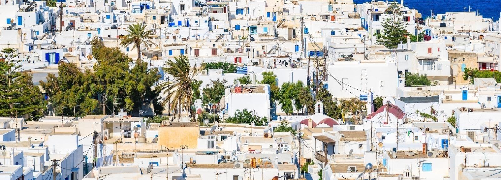 Miconos: viaje de 2 días con alojamiento desde Atenas
