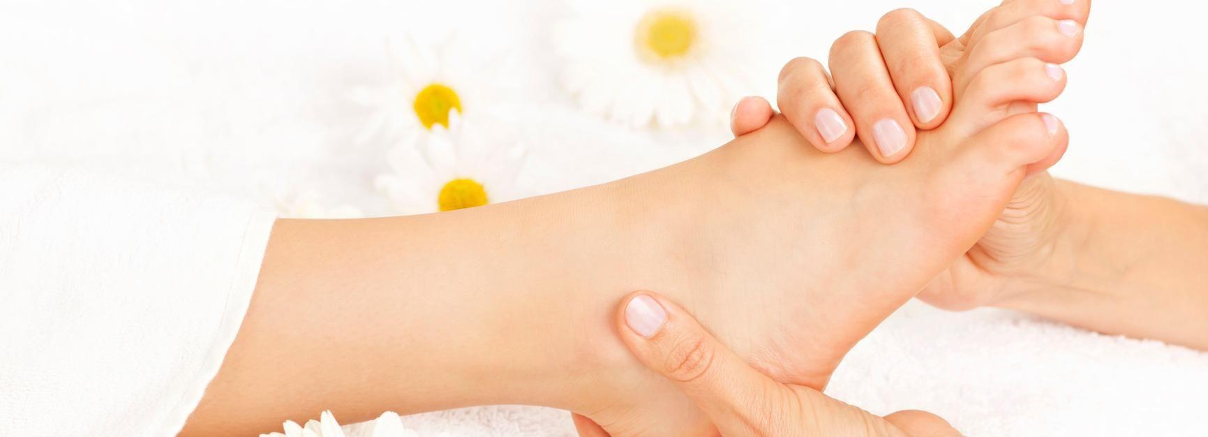 Reflexología podal y masaje de pies en su alojamiento