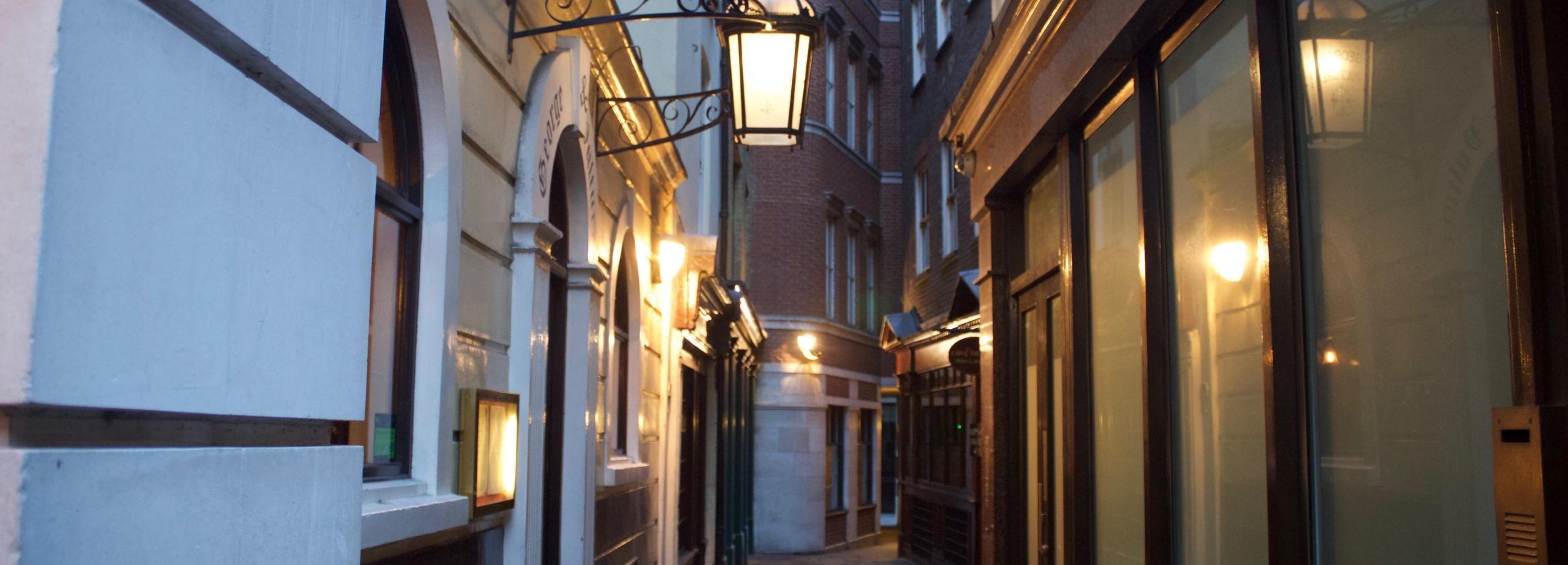 Londres: visite à pied sur les pas de Charles Dickens