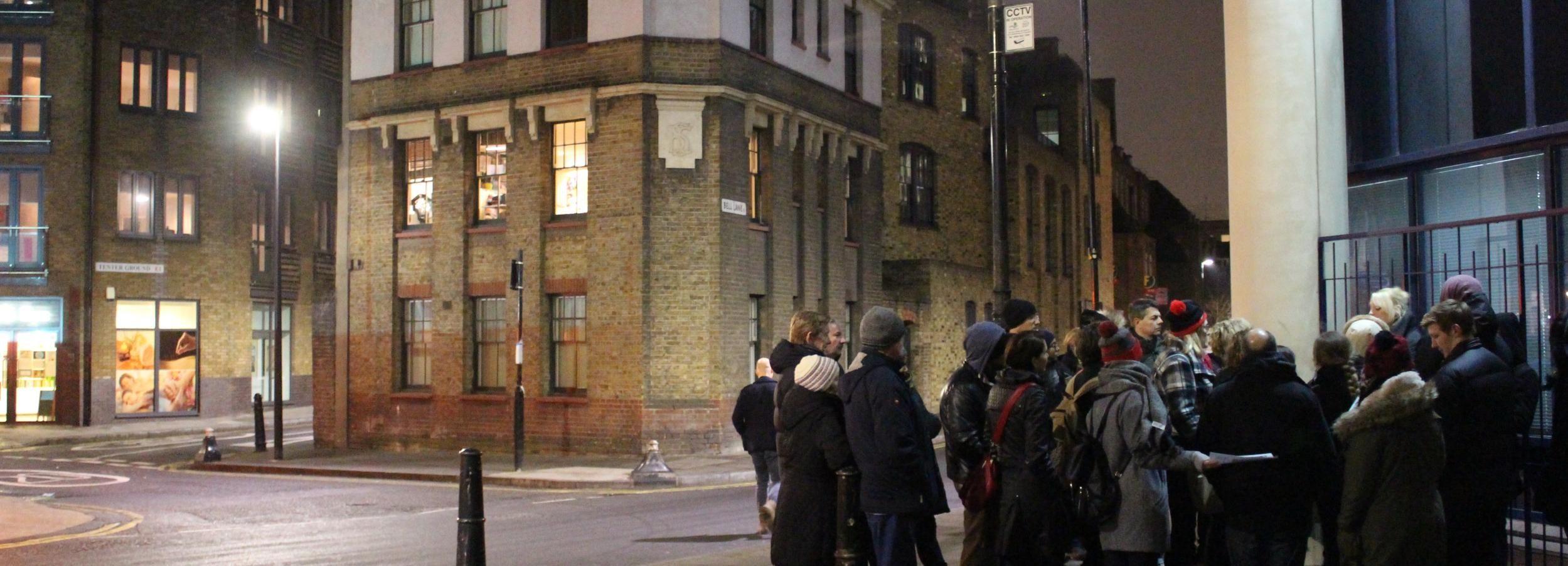 Londres: visite à pied sur les traces de Jack l'Éventreur